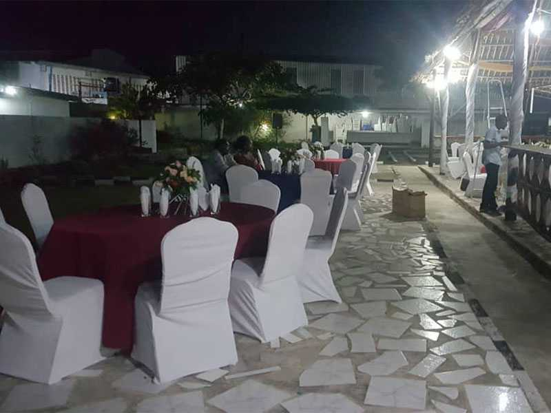Jogoo Social Hall Night Event and Facilities