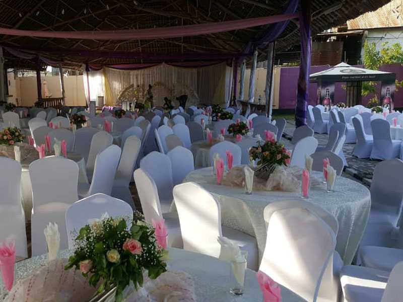 Jogoo Social Hall Wedding Venue Event